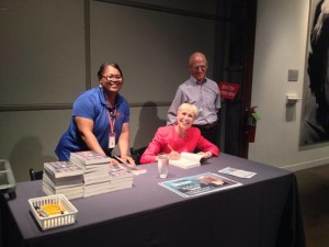 Book Signing at the Sixth Floor Museum in Dallas, Texas