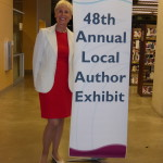 J. Elke Ertle at the 48th Annual Local Author Reception on January 31, 2014