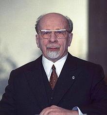 Walter Ulbricht, East German Statesman 1950-1971