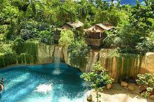 Tropical Islands Resort in Krausnick