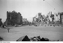 Potsdamer Platz in October 1945