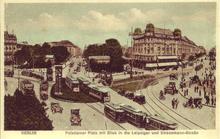 Potsdamer Platz in the mid 1920s