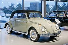 1960 Volkswagen cabriolet