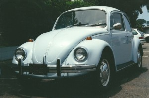 1969 Volkswagen Beetle, Photo © J. Elke Ertle