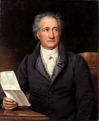 John Wolfgang von Goethe (1749-1832)