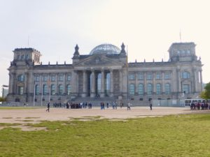 The Reichstag in Berlin, Photo © J. Elke Ertle, 2014, www.walled-in-berlin.com