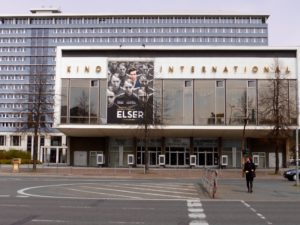 Kino International on the Karl-Marx-Allee, photo © J. Elke Ertle, 2015. www.walled-in-berlin.com
