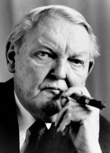 """Ludwig Erhard, """"Father of the Economic Miracle"""""""