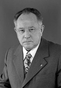 Erich Mielke, head of the Stasi from 1957 to 1989. Photo courtesy of Bundesarchiv.