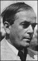 Albert Speer (1905-1981) Adolf Hitler's chief architect. Photo courtesy of Spartacus Educational. www.walled-in-berlin.com