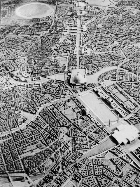 Germania hitler 39 s utopian quest walled in berlin - Mobeltown berlin ...