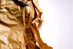 Trust is like paper. Once it is crumpled, it will never be perfect again. www.walled-in-berlin.com