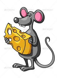 If you want to get out of the rat race, you have to learn to get along with less cheese. www.walled-in-berlin.com